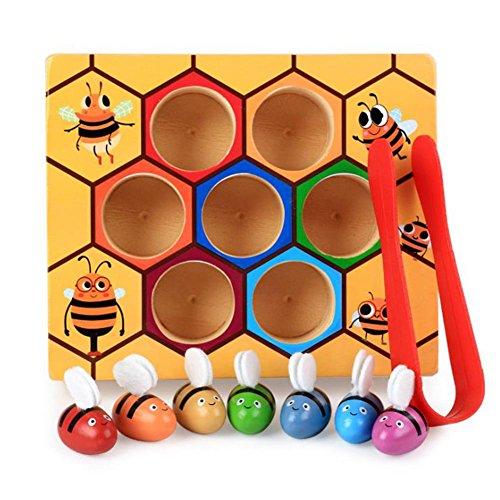Domybest Hive Brettspiele Unterhaltung Frühkindliche Bildung Bausteine