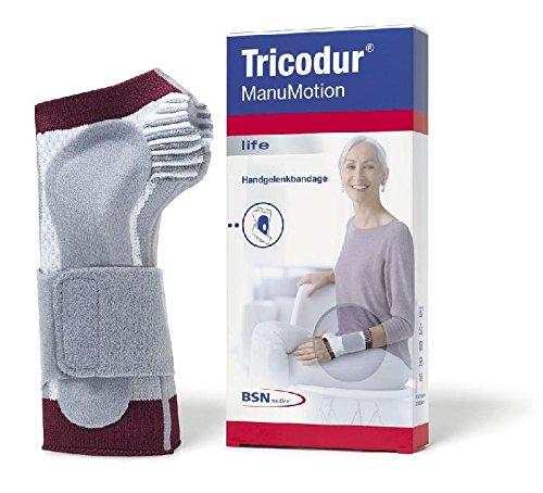 Tricodur ManuMotion Handgelenkbandage rechts Größe L