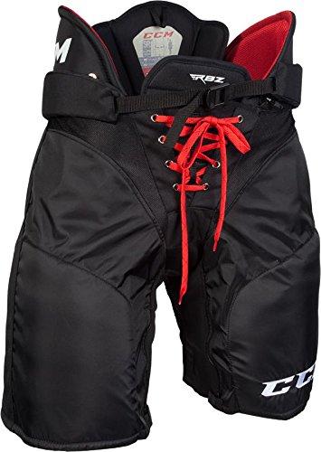 CCM RBZ 130 pantalones Junior Negro negro Talla:large