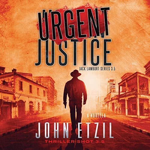 Urgent Justice audiobook cover art