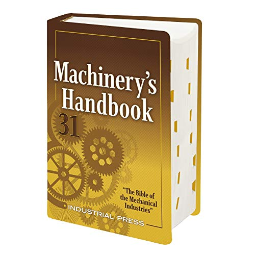 Machinery's Handbook (Toolbox edition)