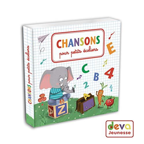 Chansons pour petits ecoliers - CD enfants