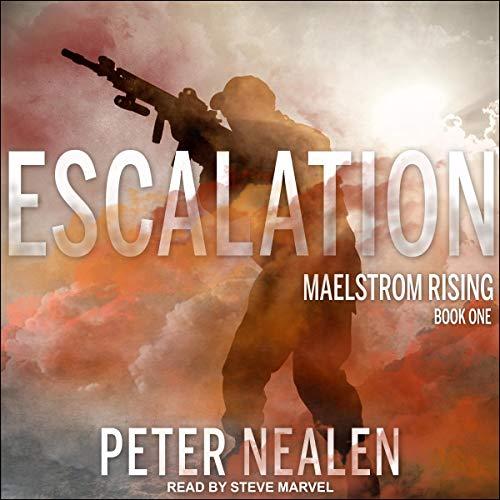 Escalation audiobook cover art