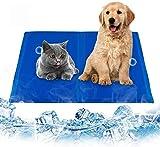 AlfaView Tappetino refrigerante per Cani, Gatti, Animali Domestici, attivato a Pressione,...