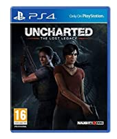 Uncharted - The Lost Legacy (Playstation 4) [UK IMPORT]