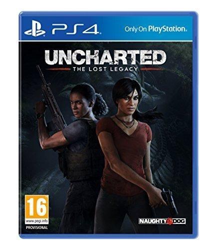 Uncharted: L'Eredità Perduta  - PlayStation 4 - [Edizione: Regno Unito]