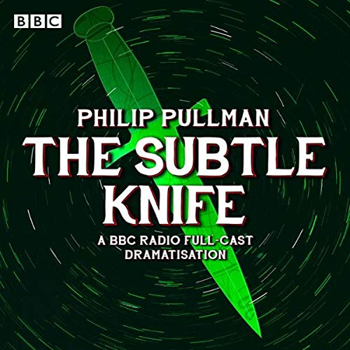The Subtle Knife (Dramatised) cover art