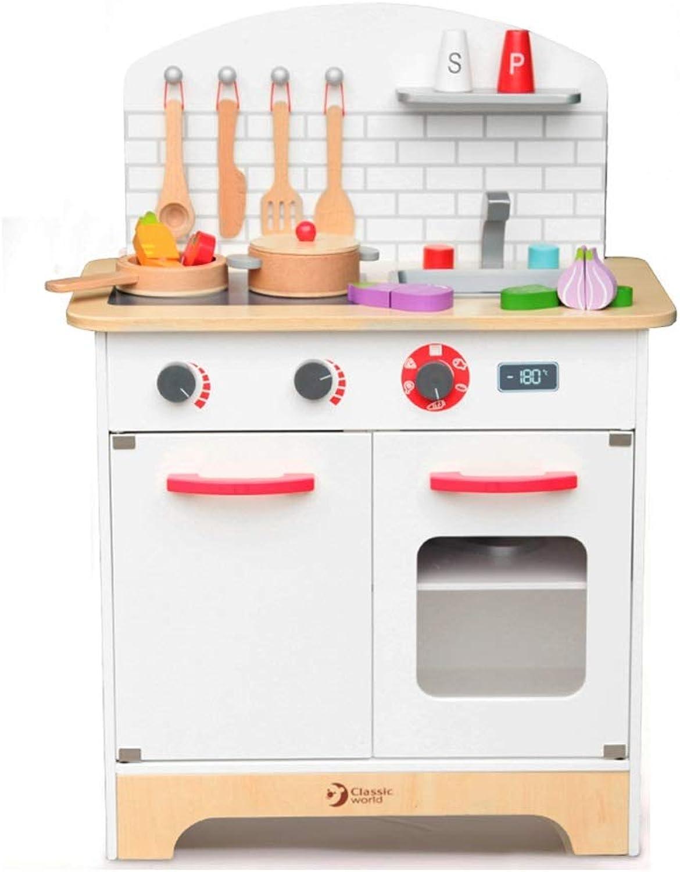 Pretend Play Kitchen Playsets Wooden Kitchen Playsets Kids ...