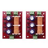 Andifany YLY-2088 Audio Frequenz Teiler 400W Einstellbare 2 Wege Frequenzweiche...