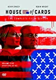 ハウス・オブ・カード 野望の階段 SEASON5 DVD Complete Package[DVD]