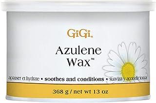 GiGi Azulene Hair Removal Wax, 13 oz