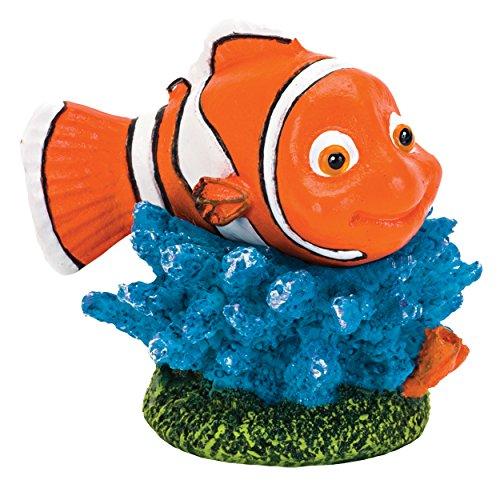 Penn Plax 9388 Findet Dorie - Nemo Auf Koralle, Mittel