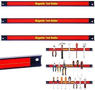 uyoyous 強力型マグネットツールホルダー 3個セット ツール 整頓 工具 壁掛け マグネット工具ホルダー 整理整頓 Mサイズ 収納 レンチ ペンチ 磁気吸着
