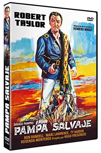 Pampa salvaje (Savage pampas) 1966 [DVD]