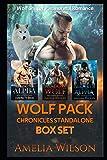 Wolf Pack chronicles Standalone BOX SET: Wolf Shifter Paranormal Romance