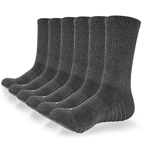 Coskefy 6 Pares Calcetines Deportivos Hombre Mujer