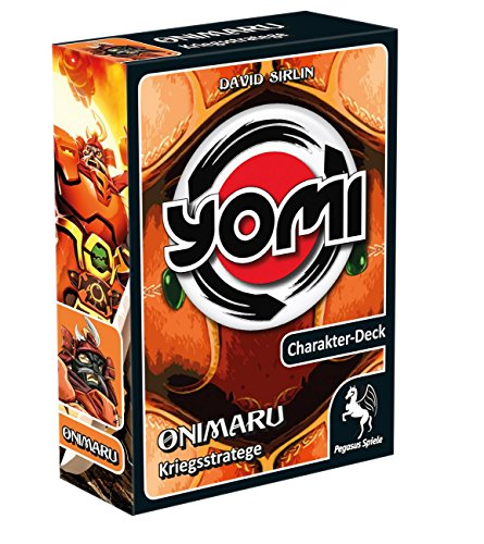 Pegasus Spiele 17437G - Yomi Einzeldeck Onimaru