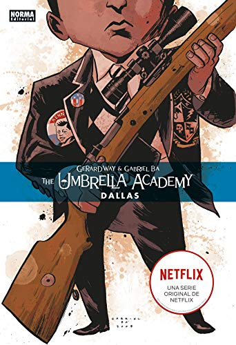 THE UMBRELLA ACADEMY 2 C.  DALLAS