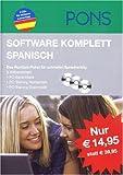 PONS Spanisch KOMPLETT Software -