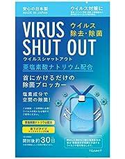 東亜産業 ウイルス対策 (ウイルスシャットアウト) VIRUS SHUT OUT 2個セット