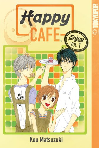 Happy Cafe Volume 1