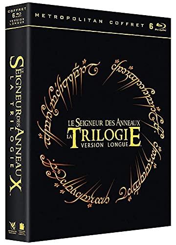 Trilogie le Seigneur des Anneaux blu ray