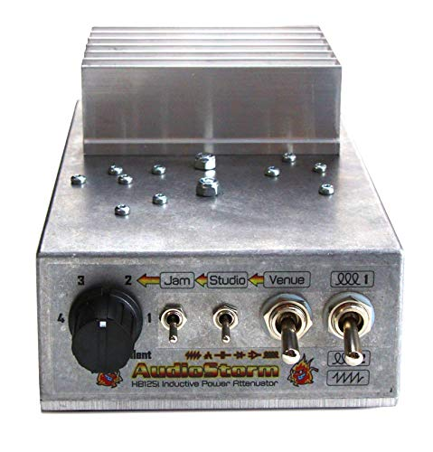 AudioStorm HotBox 125i Atenuador de potencia inductivo/freno/remojo para válvula y tubo de...