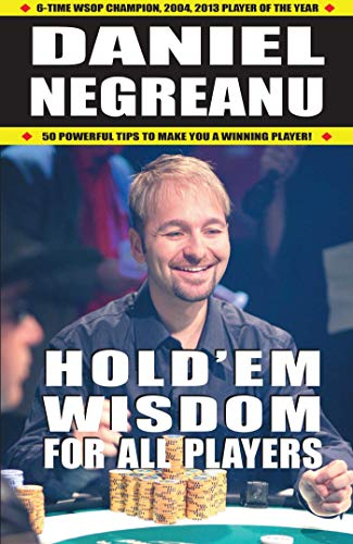 top 10 texas holdem book Keep their wisdom for all players
