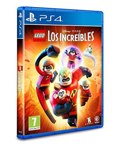Pack Lego: Los Increibles (Exclusiva Amazon) + Lego la película + Worlds (Exclusiva Amazon) + Regalo (PS4)