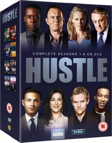 Hustle-Complete Series 1-8