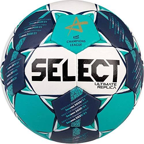 Select Unisex Jugend Ultimate Replica CL Trainingsball, Weiss, 0
