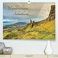 Wunderschoenes Schottland (Premium, hochwertiger DIN A2 Wandkalender 2022, Kunstdruck in Hochglanz): Lassen Sie sich verzaubern von der wunderschoenen Landschaft Schottlands. (Monatskalender, 14 Seiten )