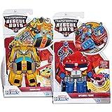 Playskool 330711480 - Figura Rescue Bots Transformers, modelos surtidos, 1 pieza