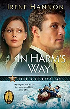 In Harm s Way  Heroes of Quantico Book #3