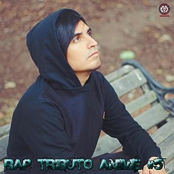 Rap Tributo Anime, Vol. 5