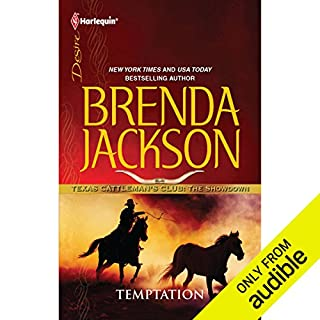 Temptation                   Written by:                                                                                                                                 Brenda Jackson                               Narrated by:                                                                                                                                 Allyson Johnson                      Length: 5 hrs and 11 mins     Not rated yet     Overall 0.0