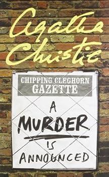 Paperback Agatha Christie - A Murder Is Announced [Paperback] [Jan 01, 2002] Agatha Christie Book