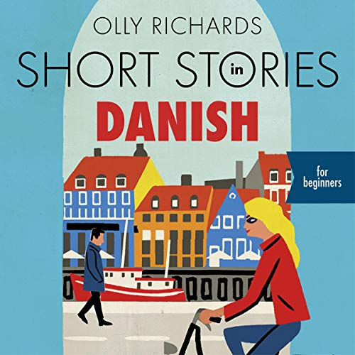 Short Stories in Danish for Beginners audiobook cover art