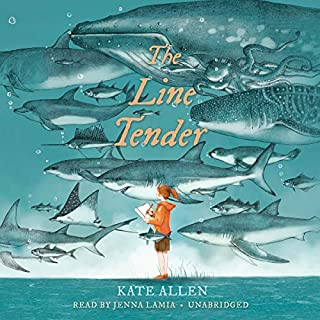 The Line Tender audiobook cover art
