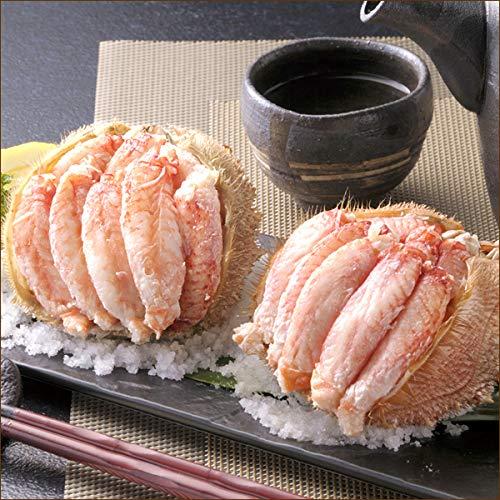お中元 北海道産 毛ガニ甲羅盛り 3個セット(1個 約140g) カニ 毛がに 毛蟹 ボイル 北海道 お取り寄せ