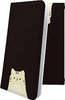 Xperia Z SO-02E ケース 手帳型 ぶた 豚 ねこ 猫 猫柄 にゃー エクスペリア 手帳型ケース 女の子 女子 女性 レディース SO02E XperiaZ キャラクター キャラ キャラケース