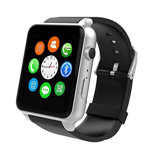 smartwatch gt88 GT88SIM Card Smart Watch con cardiofrequenzimetro Bluetooth touch screen sport orologio da polso telefono smartphone indipendente per Android e iOS