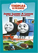 Thomas & Friends - James Learns a Lesson