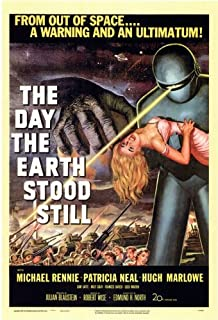Pop Culture Graphics Day The Earth Stood Still The (1951) - 11 x 17 - Style A