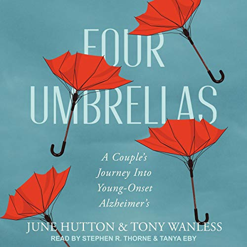 Four Umbrellas cover art