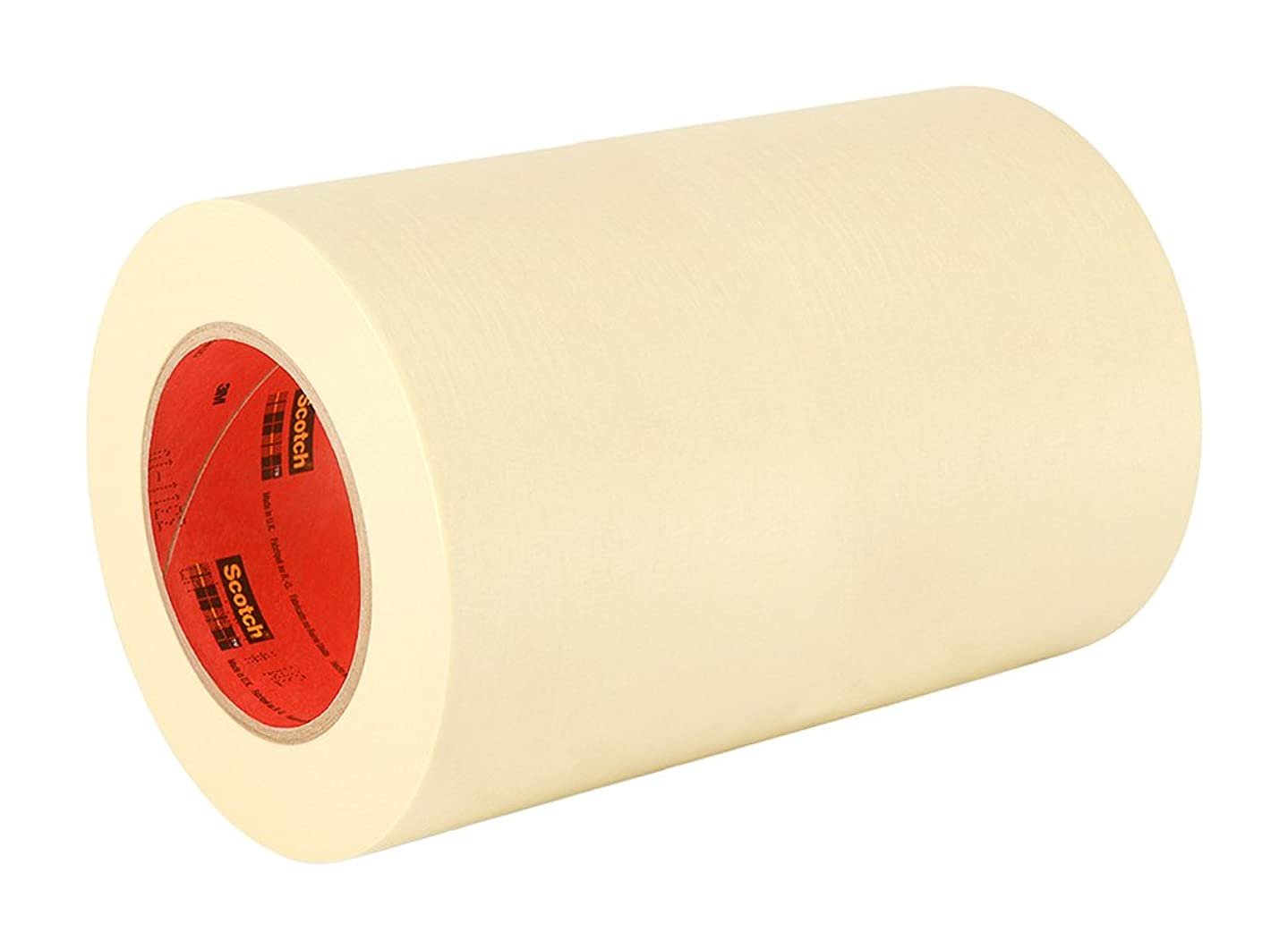 3M 200 Utility Purpose Paper Tape - 8 in. x 180 ft. Crepe Paper Masking Tape Roll. Bonding Tapes