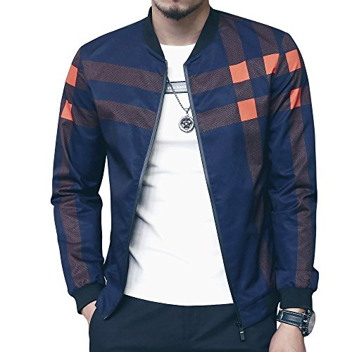 Fall Sporty Jacket Men