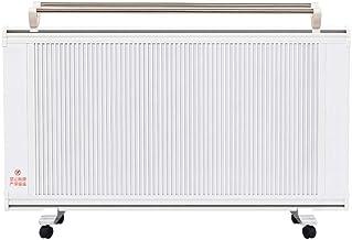 MMM@ Calentador eléctrico Vertical de Fibra de Carbono Calentador doméstico Velocidad del infrarrojo lejano Radiador termoeléctrico Ahorro de energía Calefacción de Fibra de Carbono de Doble Cara