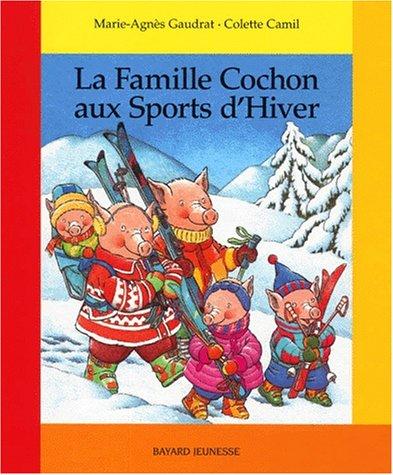 Famille cocon aux sports d'hiver