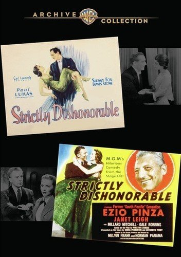 Strictly Dishonorable Double F [DVD-AUDIO] [DVD-AUDIO]